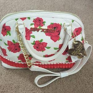 betsey Johnson handbag!